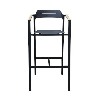 Madrid Bar Chair Black