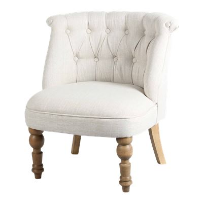 Bloomsbury Occasional Chair Taupe