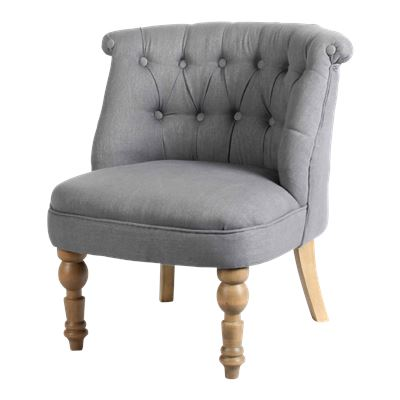 Bloomsbury Occasional Chair Grey