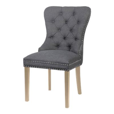 Hyde Dining Chair Charcoal