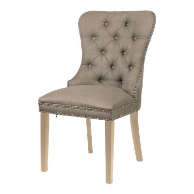 Hyde Dining Chair Grey