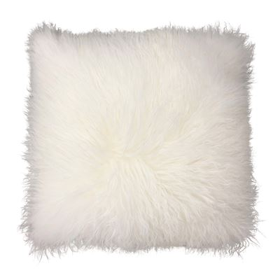 Cashmere Cushion 40cm Off White