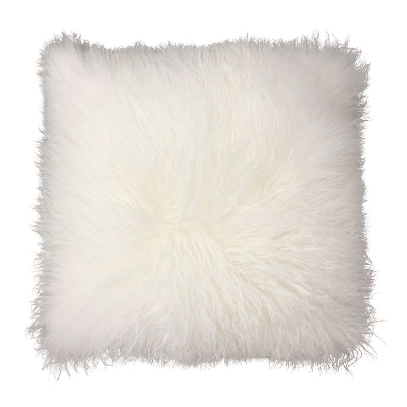Cashmere Cushion 40cm Off White