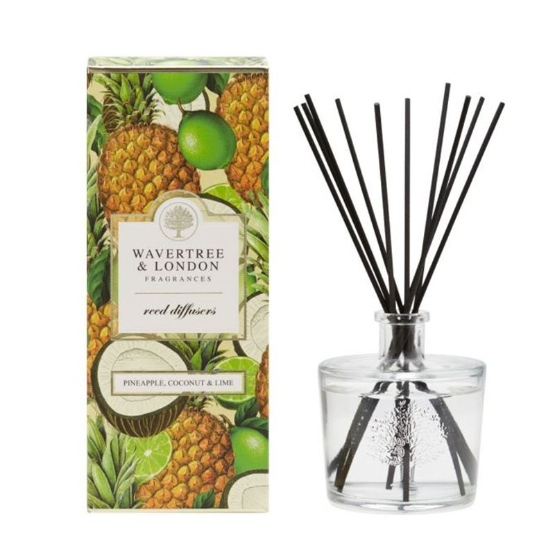 Pineapple Coconut Lime Diffuser Ml