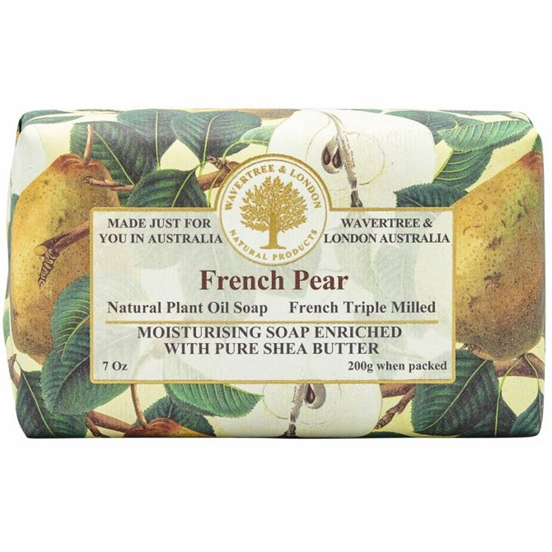 French Pear Soap 200gm
