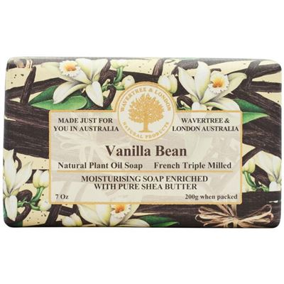 Vanilla Bean Soap 200gm