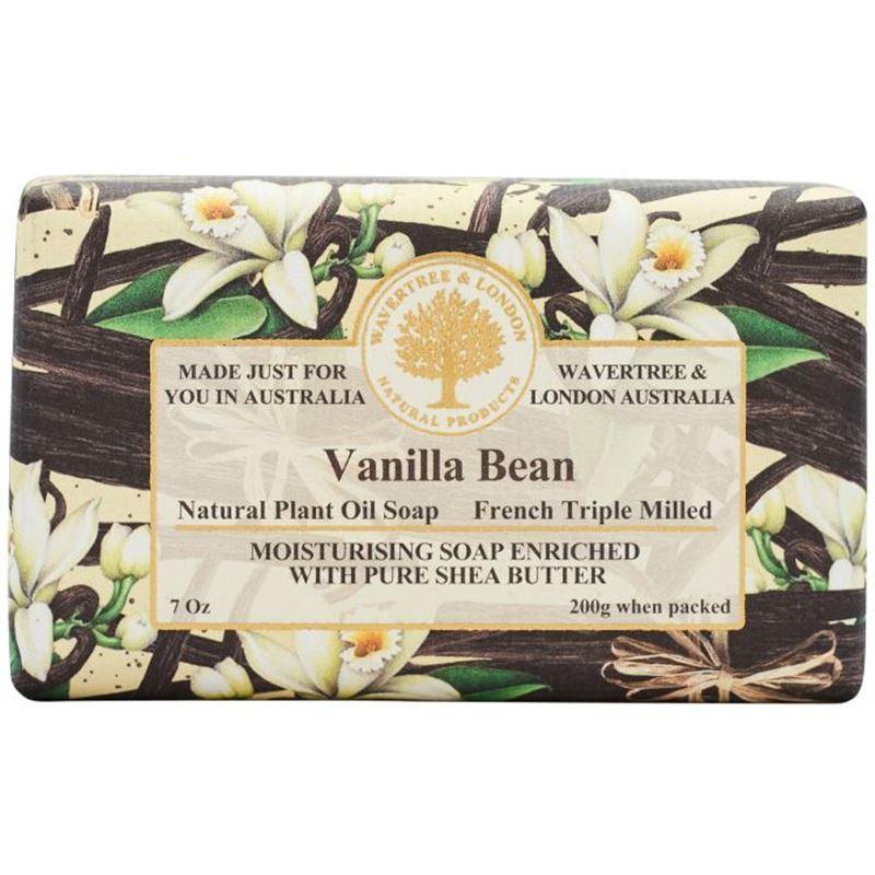 Vanilla Bean Soap 200gm