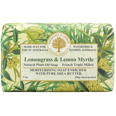 Lemon Myrtle Soap 200gm