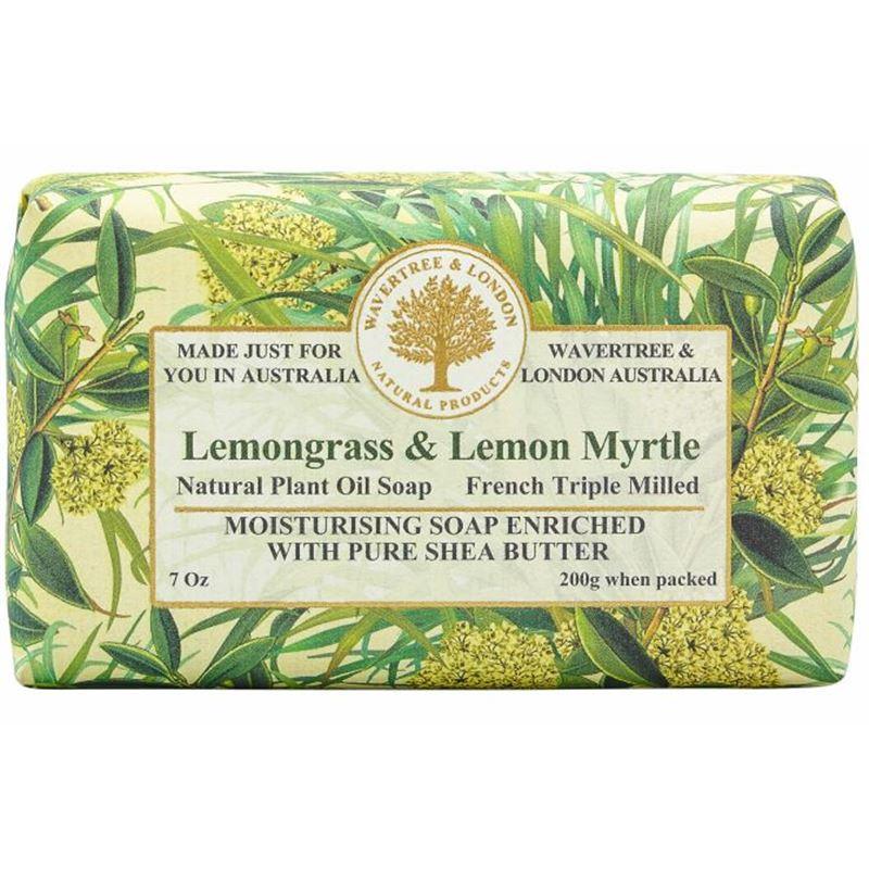 Lemon Myrtle Soap 200gm