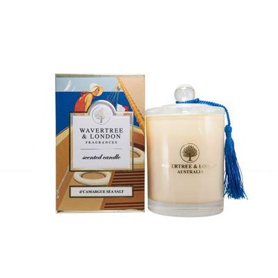 D'Camargue Sea Salt Candle 60 Hour