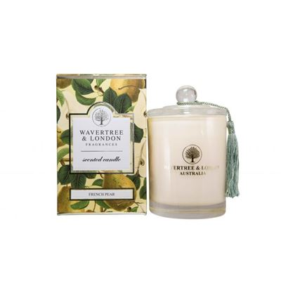 French Pear Candle 60 Hour