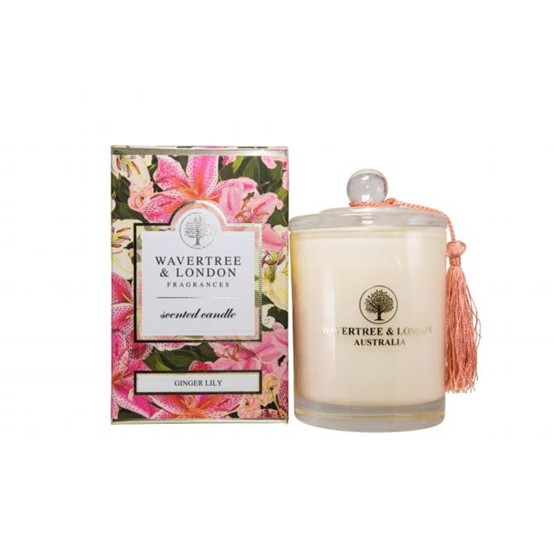 Gingerlily Candle 60 Hour