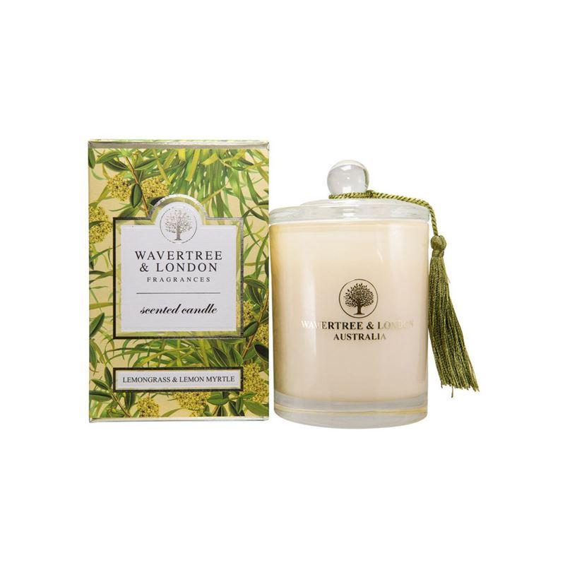 Lemongrass Myrtle Candle 60 Hour