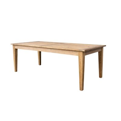 Ludlow Recycled Elm Dining Table 2.2m