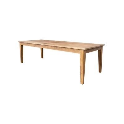 Ludlow Recycled Elm Dining Table 2.6m
