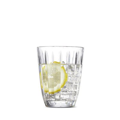 S&P Celine Tumbler Clear 220Ml S/4