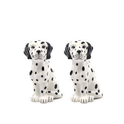 S&P Animalia Dalmatian Dog S/2