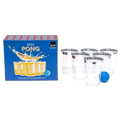 S&P Play Beer Pong