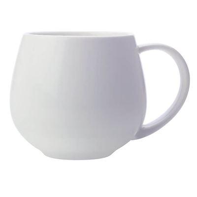 White Basics Snug Mug 450ML White