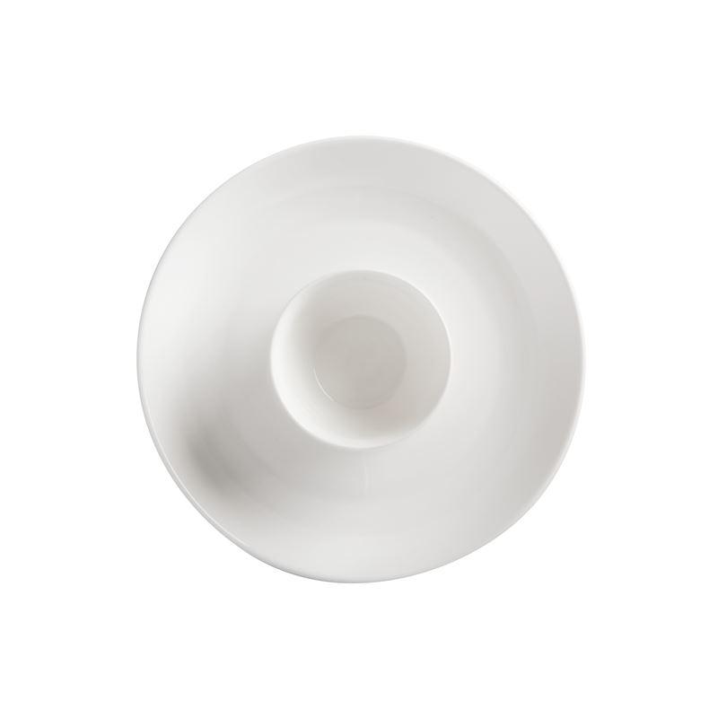 White Basics Chip & Dip 30cm Gift Boxed