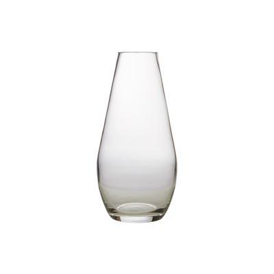 Diamante Teardrop Vase 25cm Gift Boxed