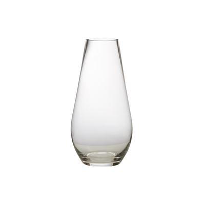 Diamante Teardrop Vase 30cm Gift Boxed