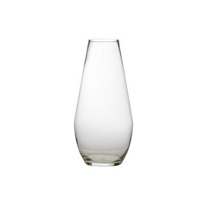 Diamante Teardrop Vase 35cm Gift Boxed