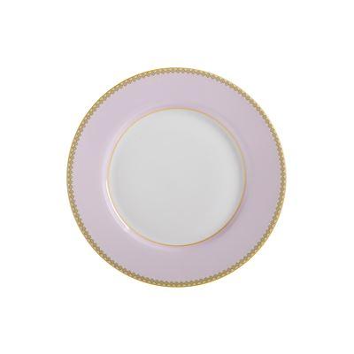 Teas & C's Contessa Classic Rim Plate 19.5cm Pink Gift Boxed
