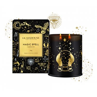 Glasshouse 350gm Magic Spell Candle