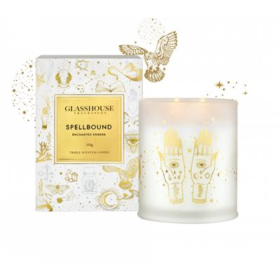 Glasshouse 350gm Spellbound Candle