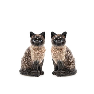 Animalia Siamese Cat S/2