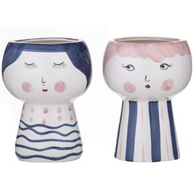 Shaz & Caz Vases - 2 Assorted Designs