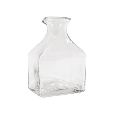 Kleg Clear Glass Jug
