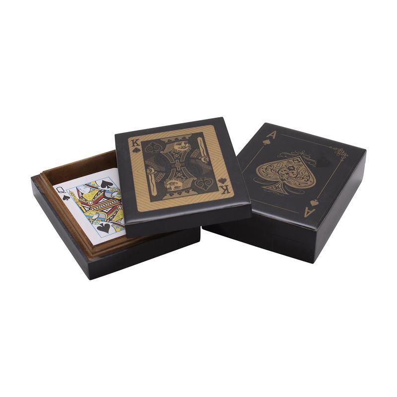 Vega Resin Card Box