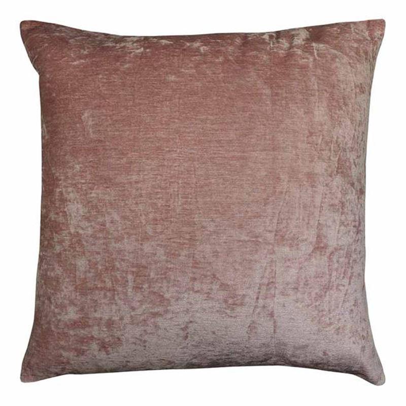 Brooklyn Blush Chenille Cushion 50x50cm