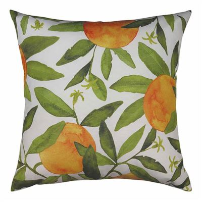 Oranges Outdoor Cushion 50cm