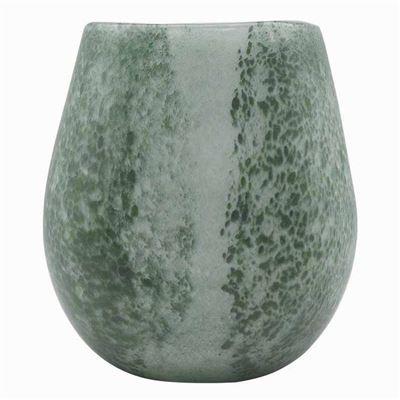 Ocean Green Vase Small