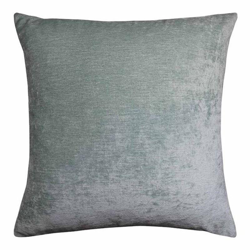 Brooklyn Seafoam Chenille Cushion 50x50cm