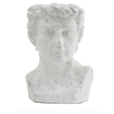 Alessio Pot White 22x18x32cm
