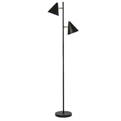 Kennedy Floor Lamp Black