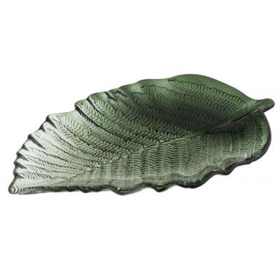 Fern Plate Large