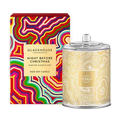 Night Before Christmas 760g Triple Scented Luxury Candle -19