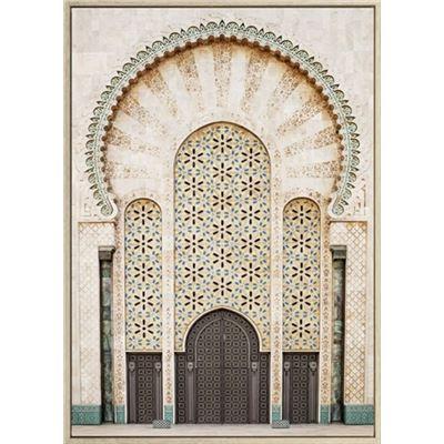 Moroccan Canvas