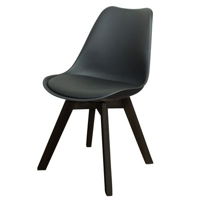 Brooklyn Chair - All Black