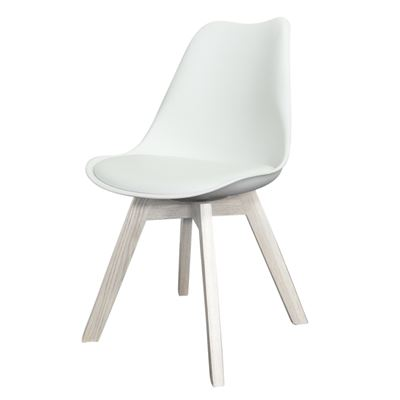 Brooklyn Chair - All White