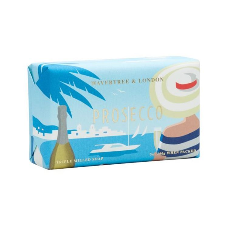 Prosecco Soap 200g