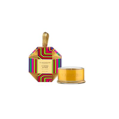 GF 30g Christmas Bauble Candle - Tahaa X19
