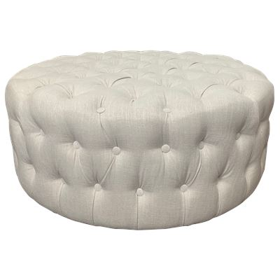 Mercer Ottoman Taupe