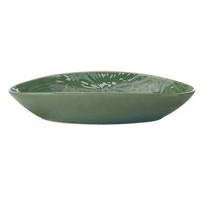 Panama Oval Serving Bowl 24x17cm Kiwi Gift Boxed