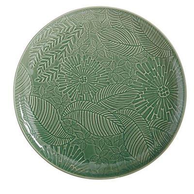 Panama Round Platter 36cm Kiwi Gift Boxed